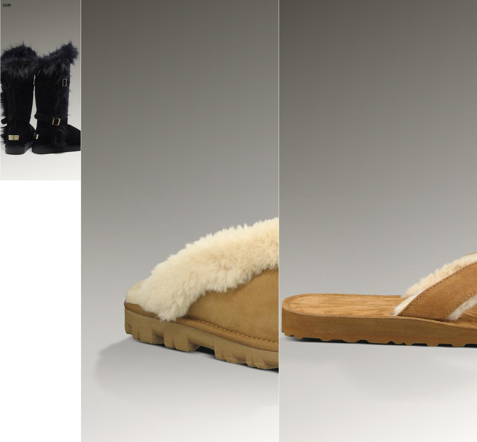 son las ugg impermeables